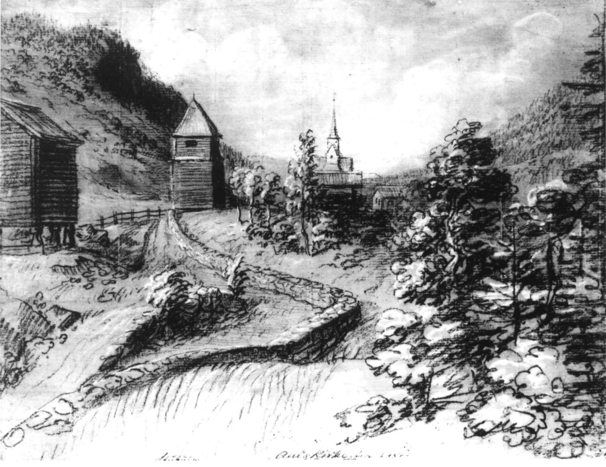 Ål Stavkirke