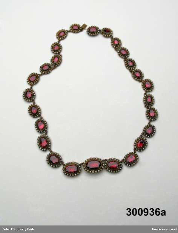 Orientaliska pärlor.