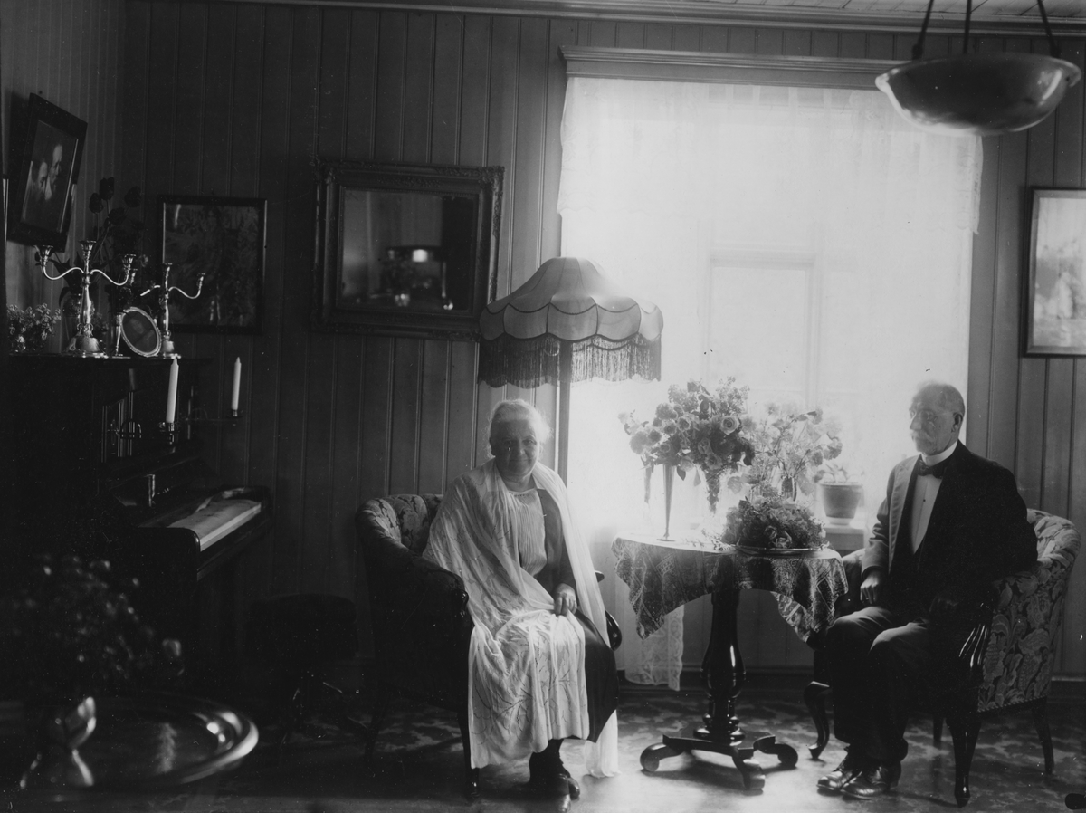 Jens og Amalie Kristine Kjos