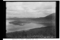 Narvik halvøya Ankenes