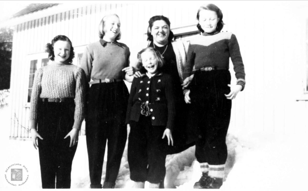 Barneforening på Solås