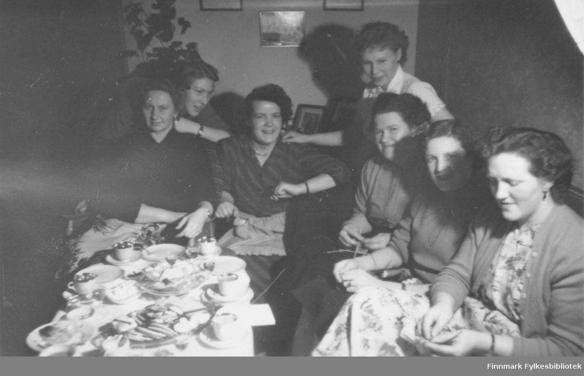 Syforening i Vadsø antakelig 1950-tallet
