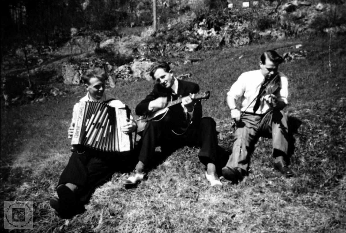 Musikere fra Bjelland
