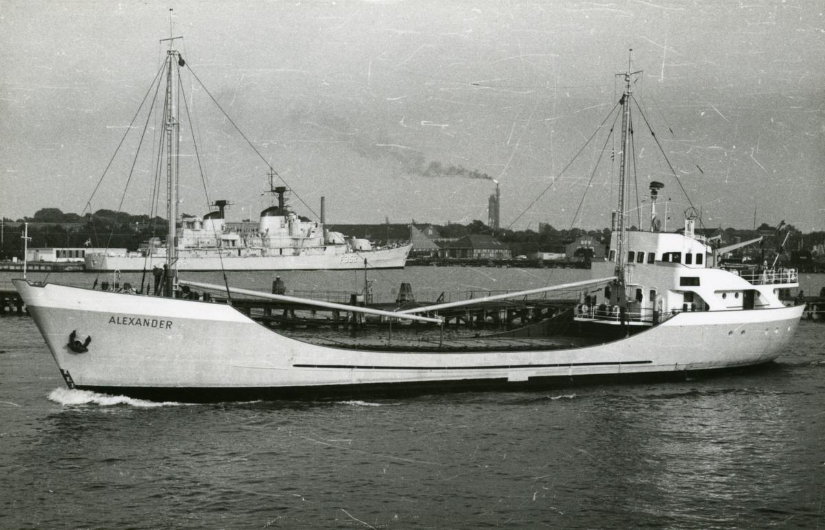 Ägare:/1965-77/: Alexander Kiepe, /1977-79/: Hubert Kiepe. Hemort: Haren / Ems.