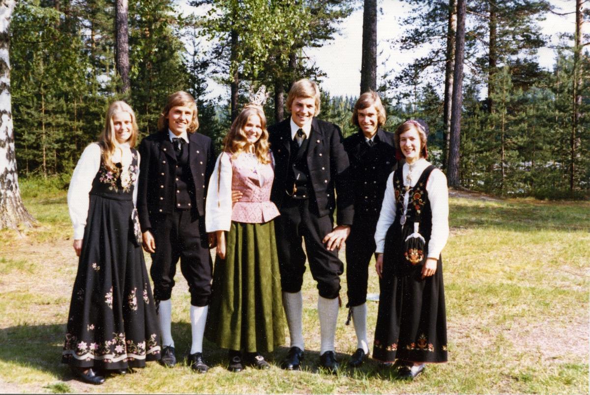 Utflytterdagen,Glomdalsbruden 1974