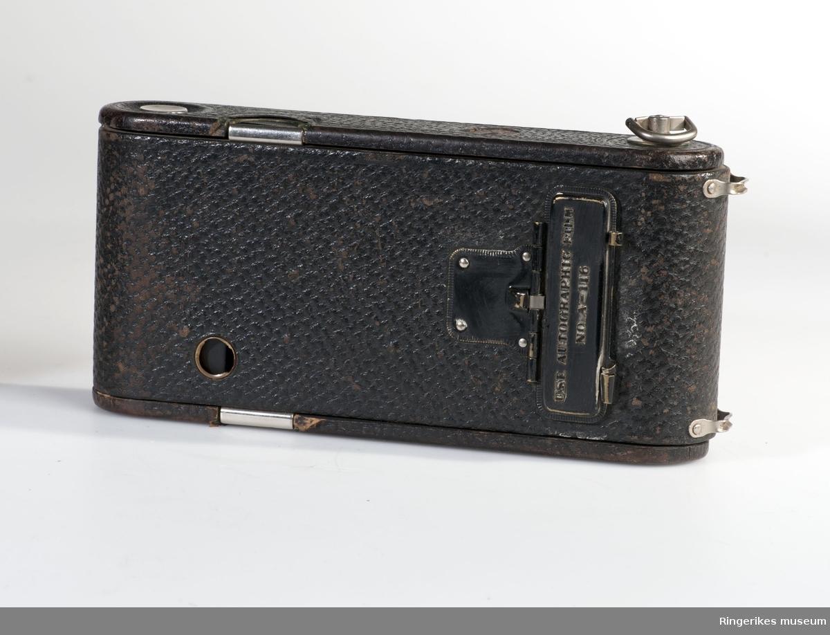 Kodak Folding No 1A junior Eastman Kodak Co 1914-1927