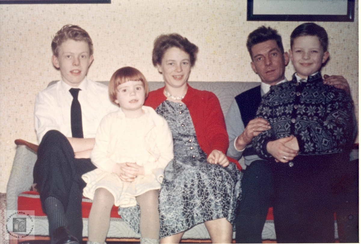 Familiebilde Ødegård