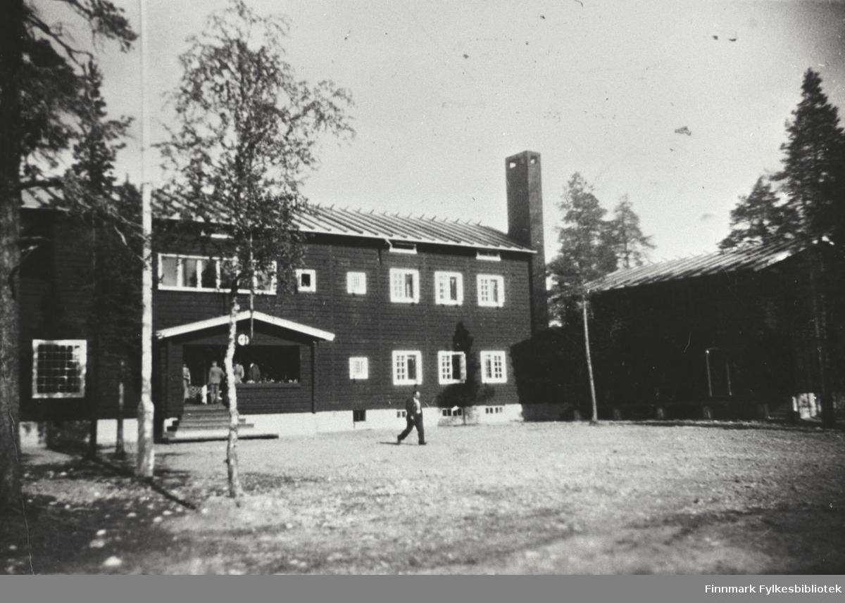 Hotellet Kultahovi Inari, Finland.