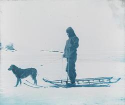 Nansen på Lysakerfjorden