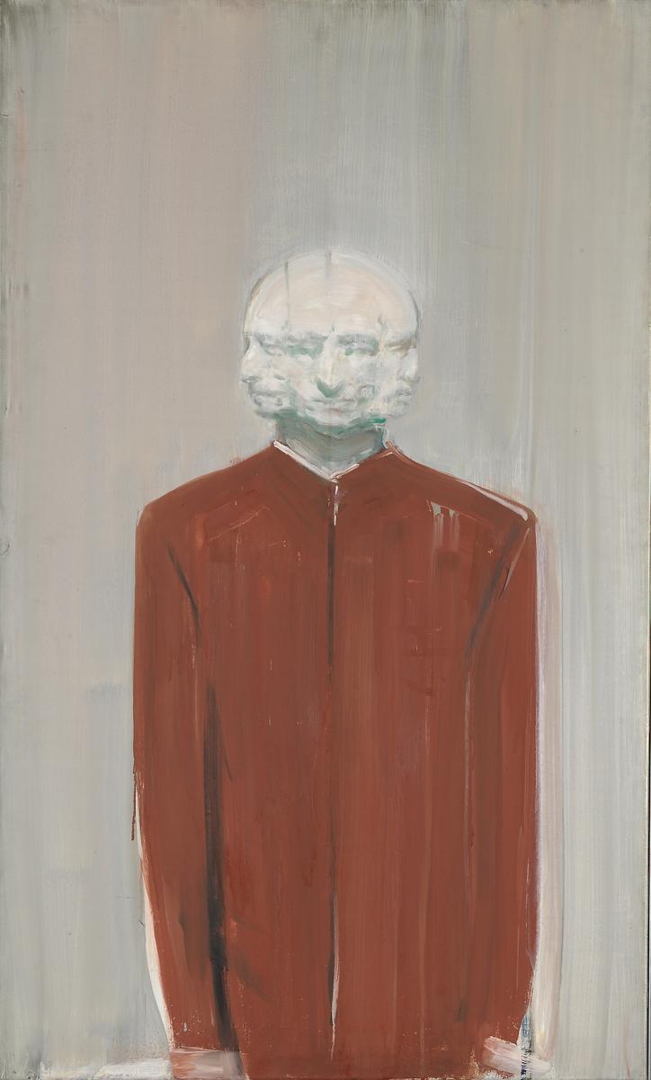 Trehode II  [Maleri]