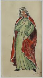 Cecilia Sigurdsdotter [Målning]