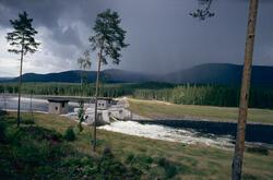 Dam Storsjøen