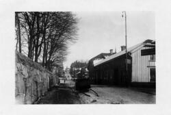 Södra Kyrkogatan, tidigt 1900-tal.