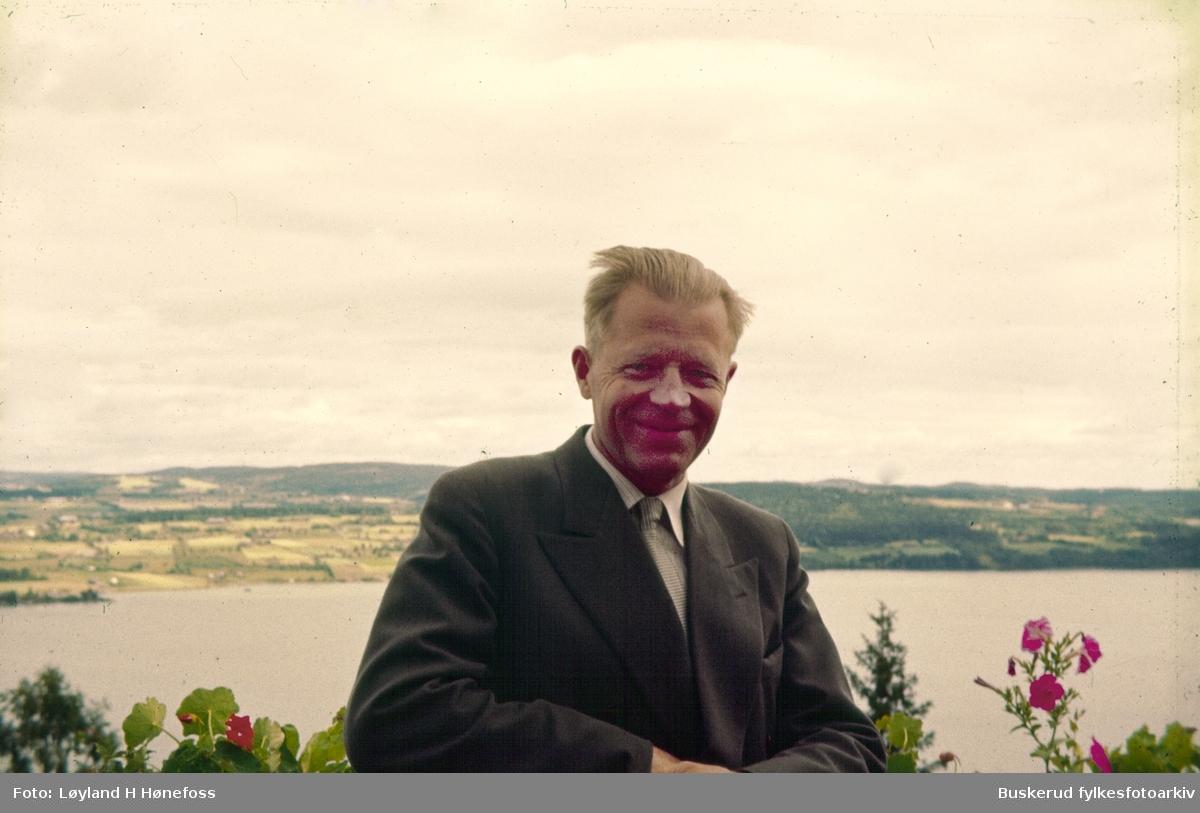 Fotograf og lærer H. Løyland