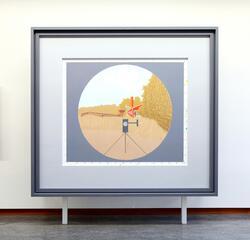 Høstlig pastorale [Maleri]