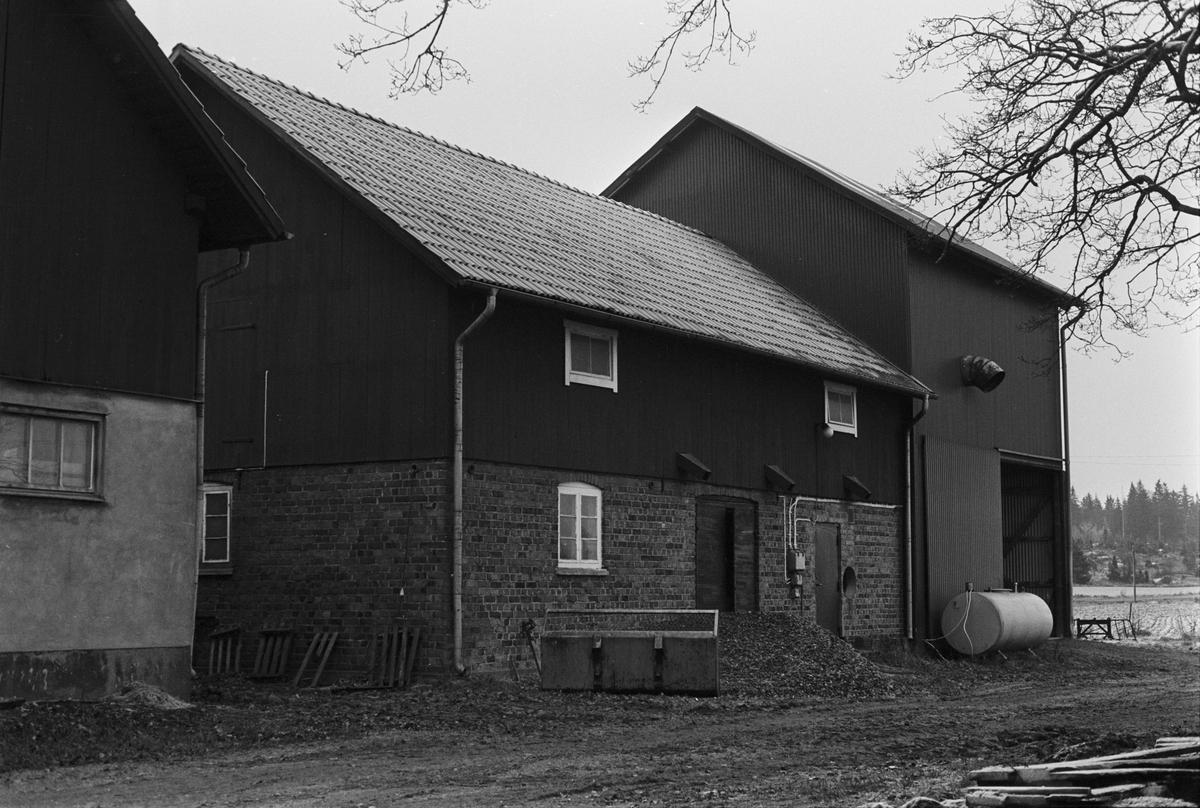 Stall och tork, Lörsta 2:1-5:1, Uppsala-Näs socken, Uppland 1984
