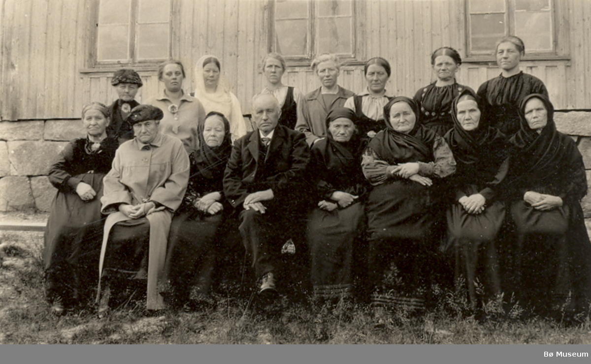 Valen kvinneforening, Bø