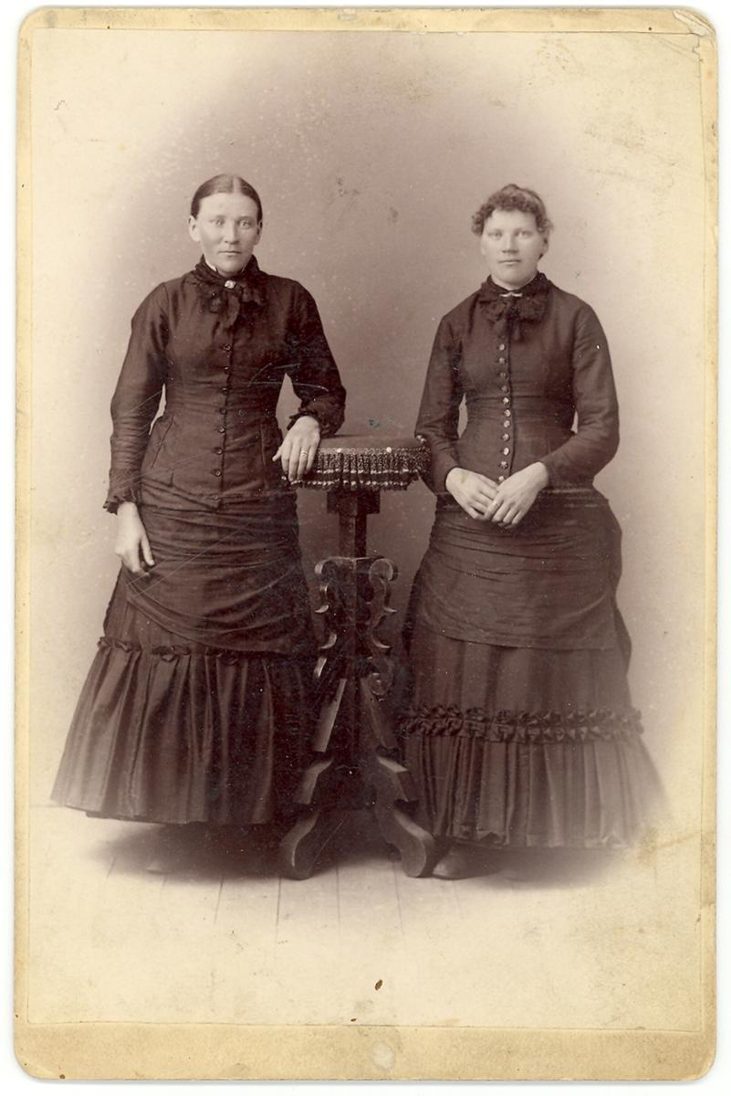 To kvinner i Amerika