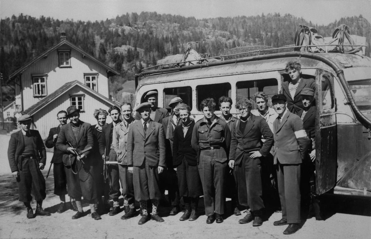 Egdalen (10. mai 1945)