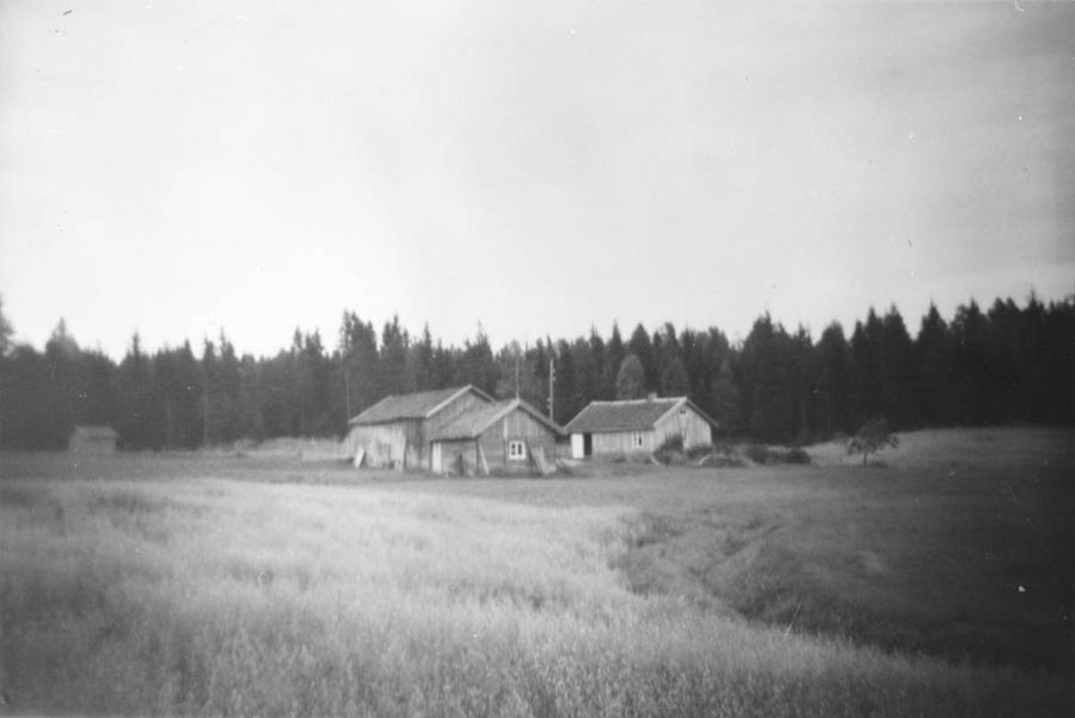 Myrvoll gård i Gaupestimarka.