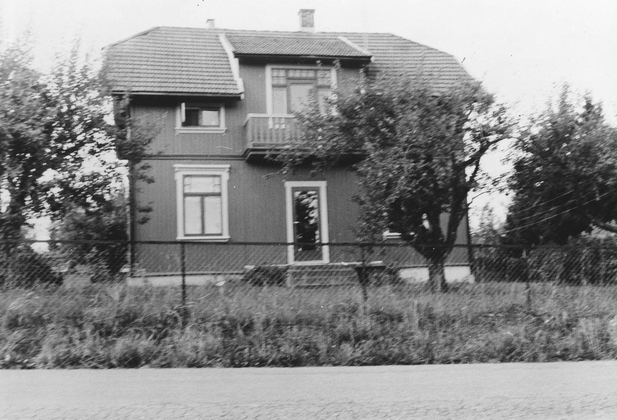 Ås energiverk, første hus i Ås.