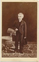 Portrett, Karl Arnt Brodtkorb, ca. 1880