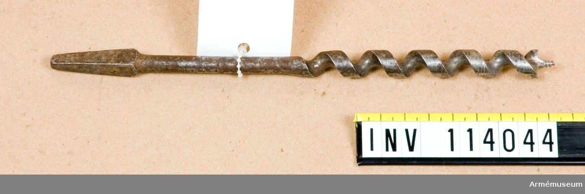 Träborr, 12,5 mm.