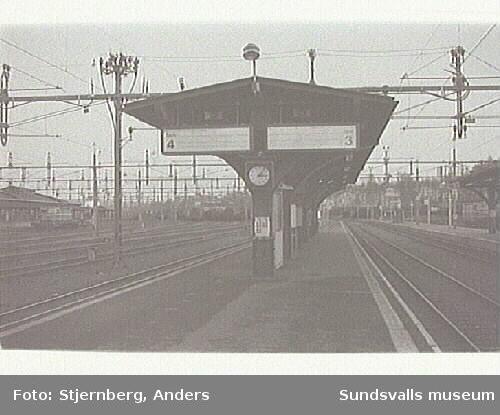 Nya centralstationen.