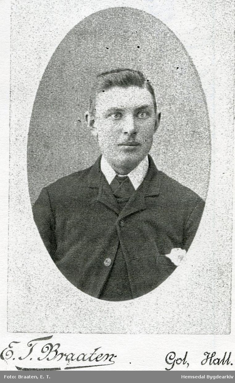 Ola P. Sletten, fødd 1873