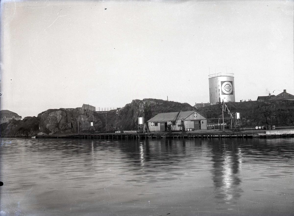 Kai - landskap - havn
