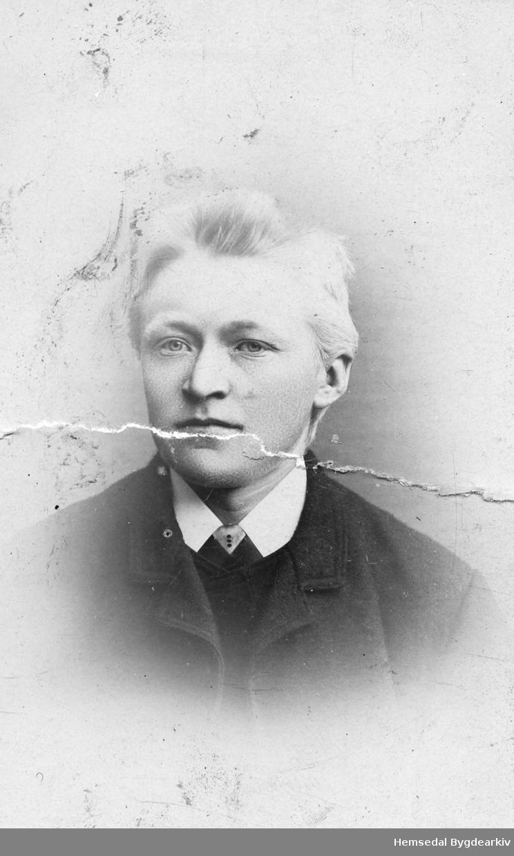 Ola O. Venås (1874-1898)