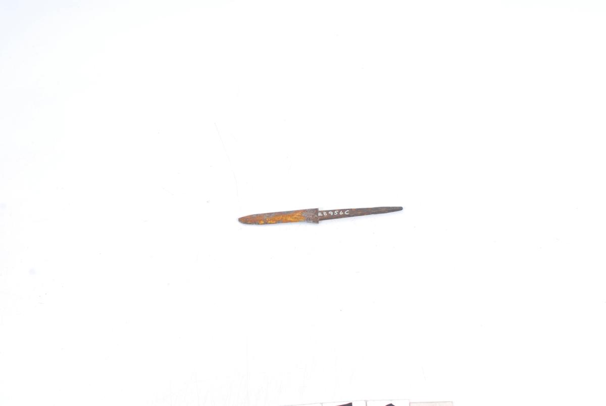 Knivblad m/tanger, 3 stk.