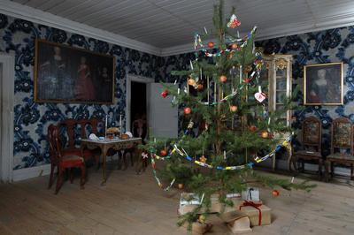 Jul i Prestgården