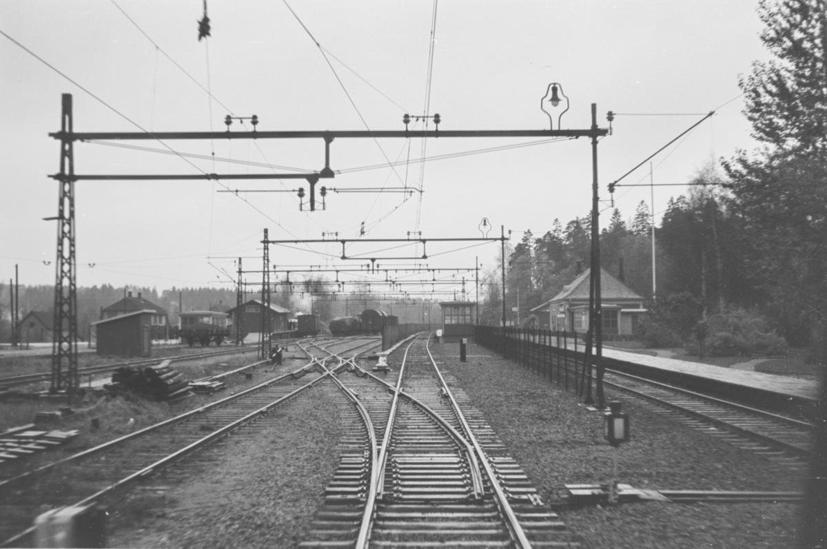 Strømmen stasjon og stasjonsanlegg