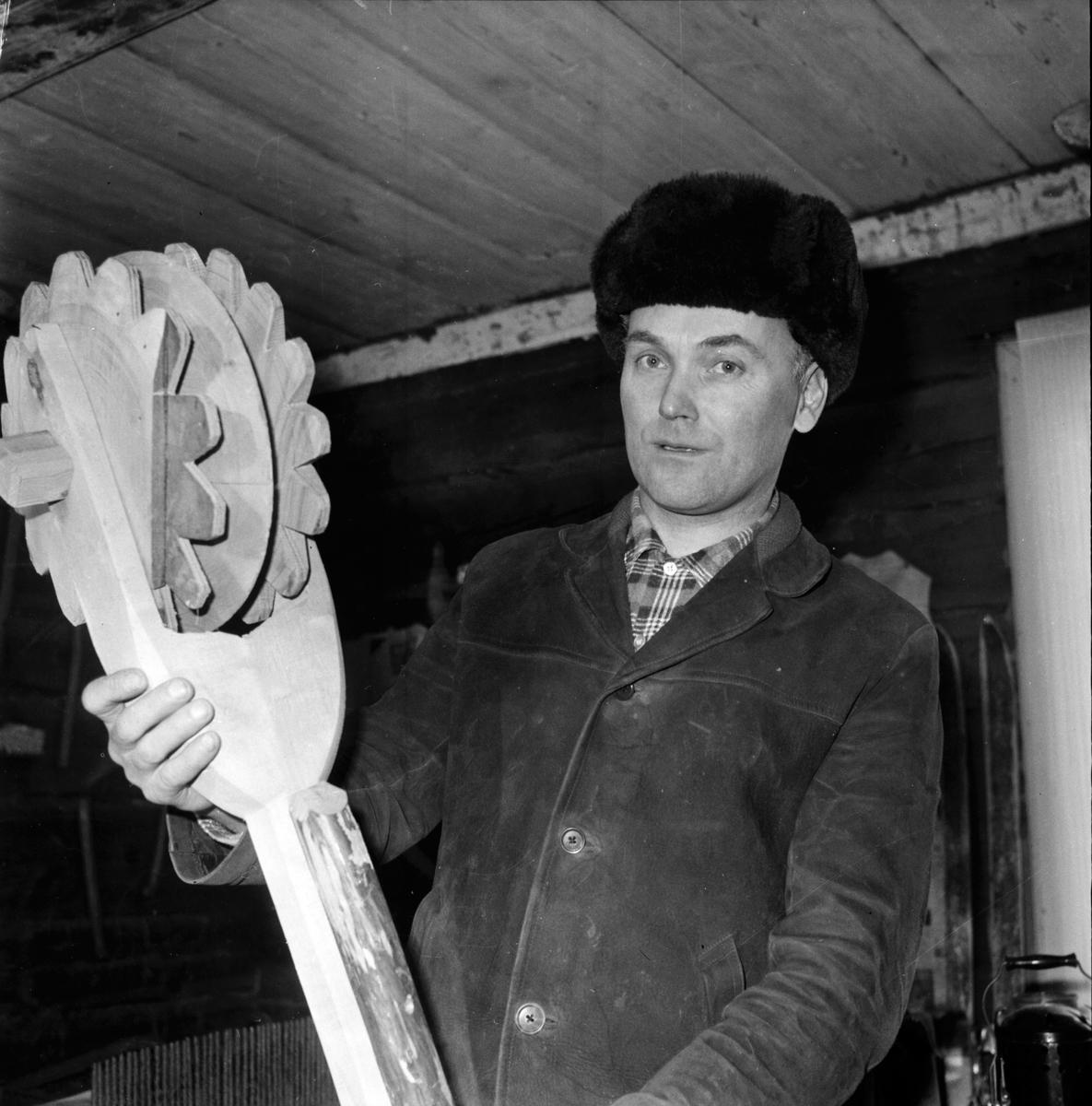 Undersvik, Privat museum, Juni 1970