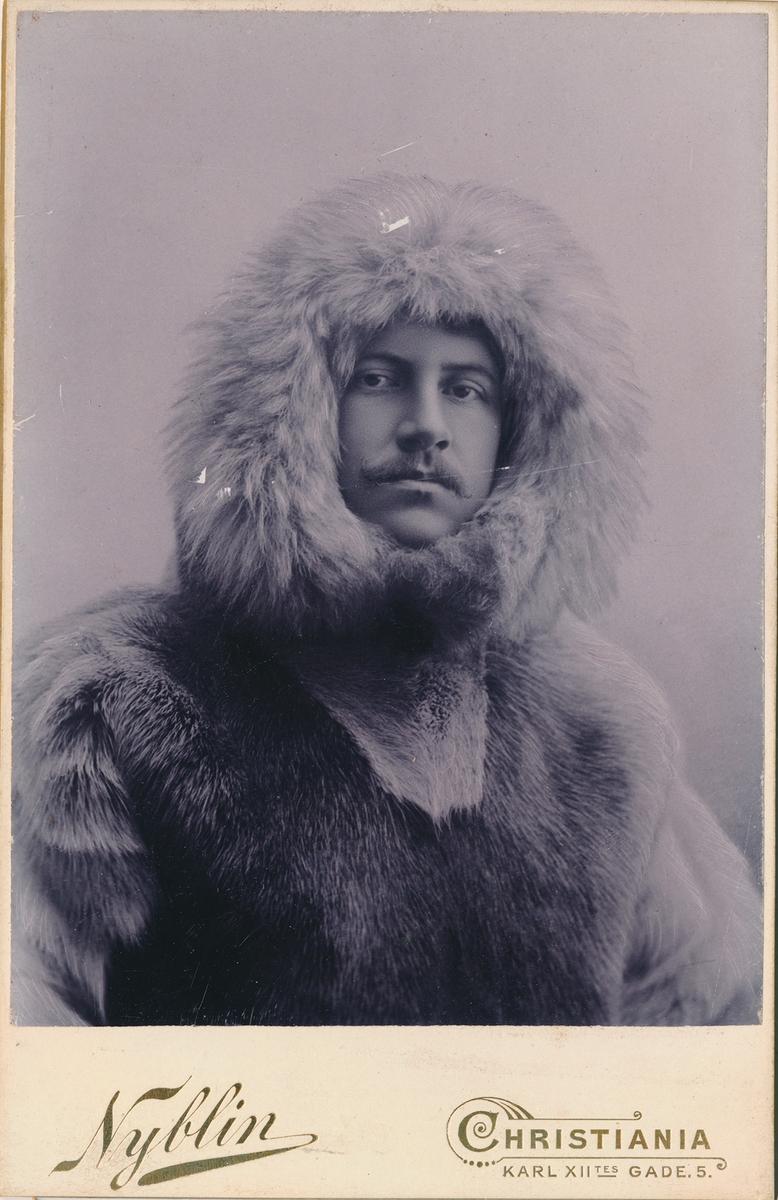Portrett av Eivind Astrup