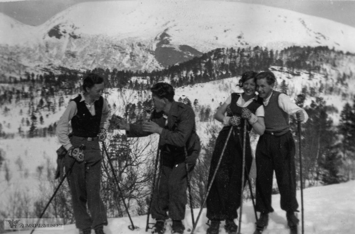 """""""Påsken 1935"""""""