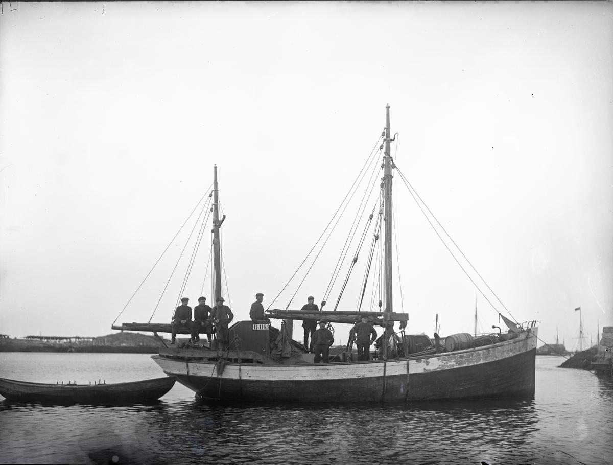 Fiskekutter Reg. R1168