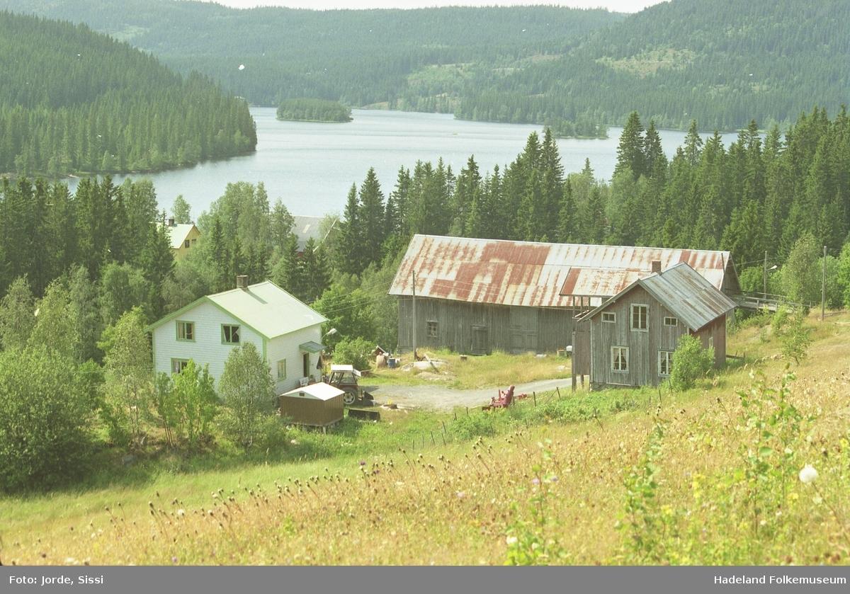 Gården Bratholt i Lunner.