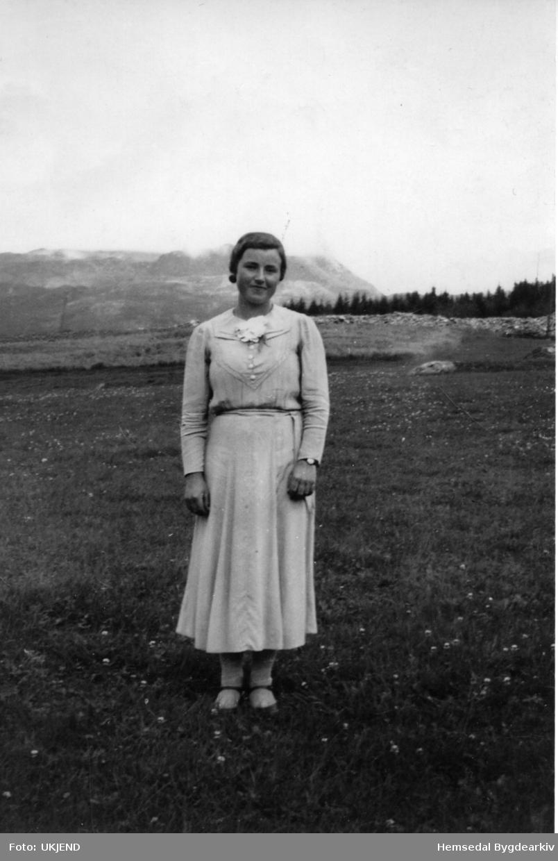 Ragnhild Rundtop, fødd Torset (fødd 1921)