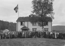 Finnemisjonsstevne i Vasslåtta 19. august 1934.