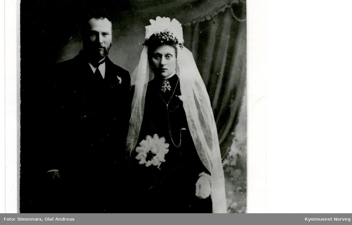 Ukjent brudepar