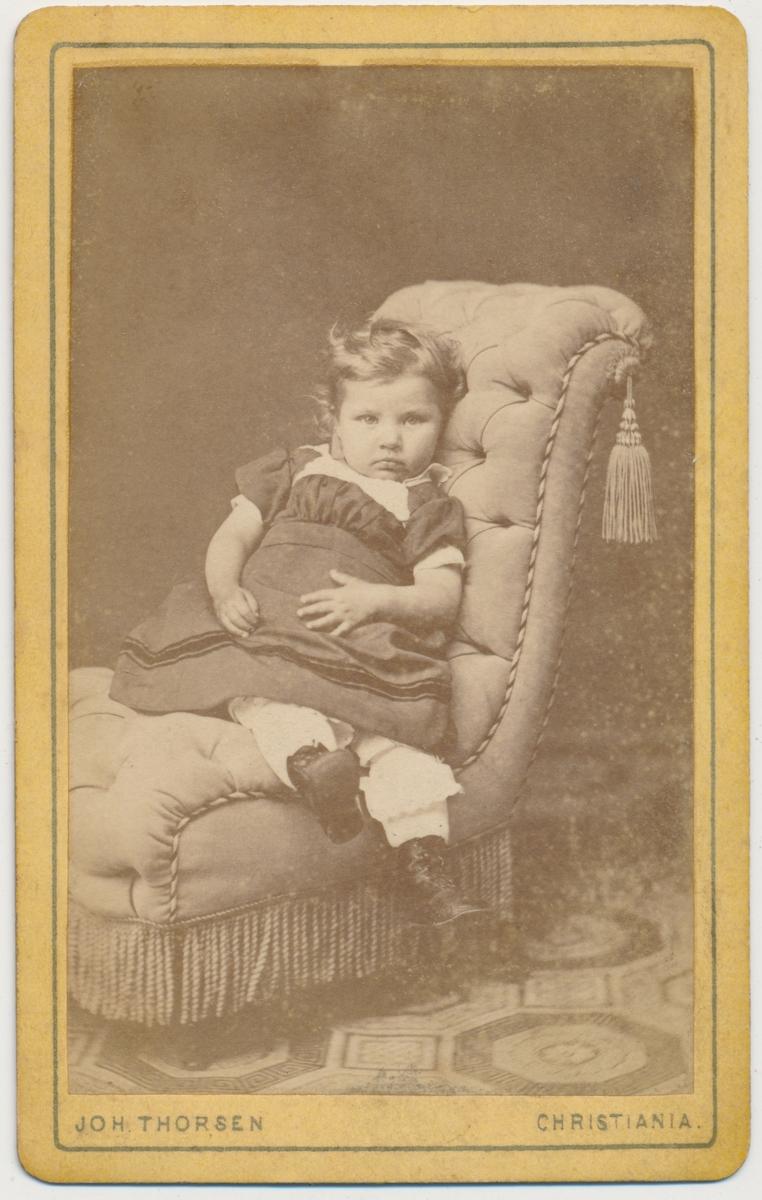Portrett av en pike.