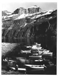Båthavn. Glomfjord