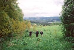 Vardalstreff på befariing av Gamlevegen gjennom Mæhlum gård