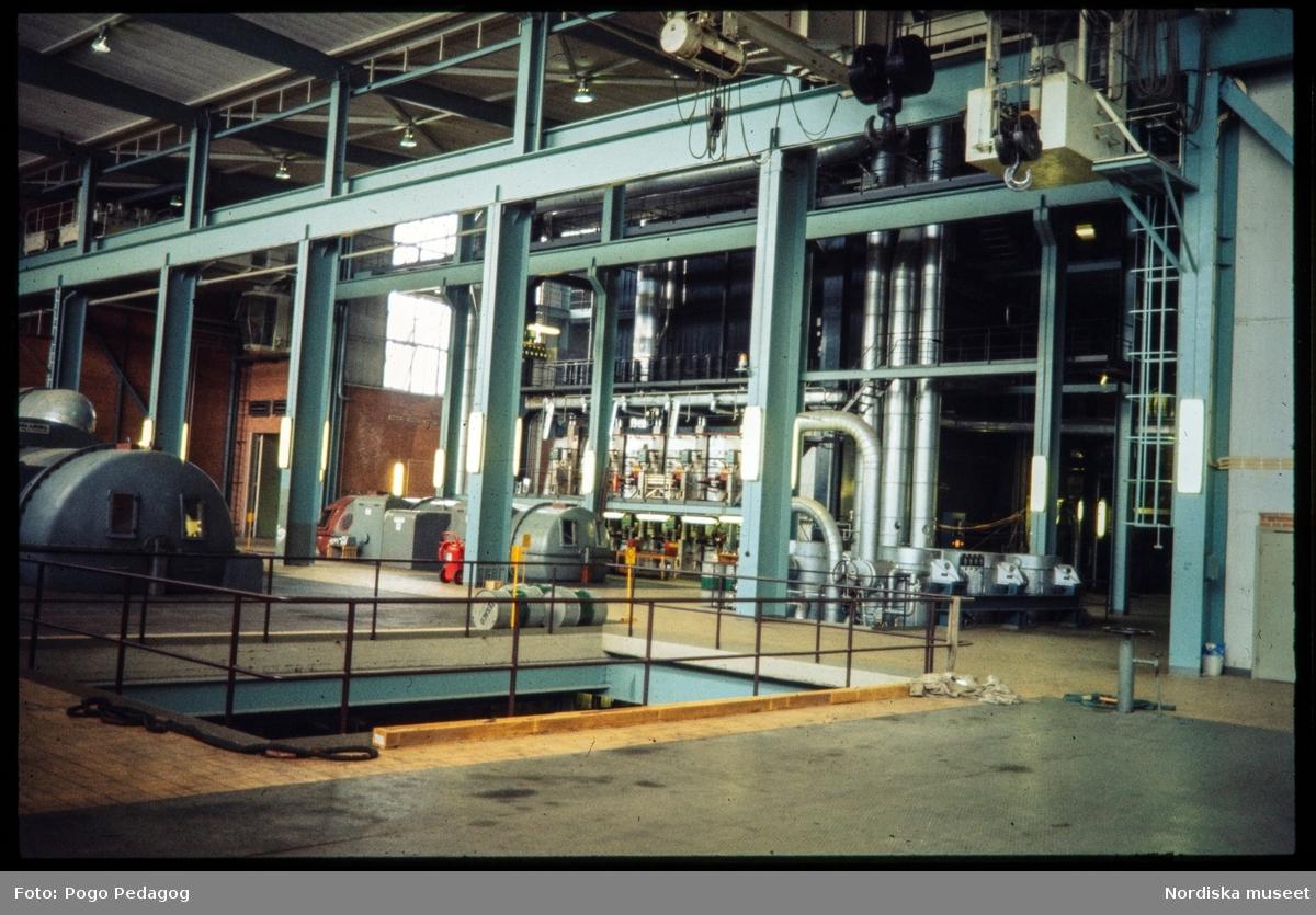 Energiförsörjning, värmekraftverk