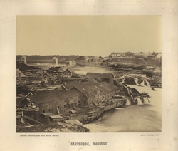 Sarpsborg, Norway. Printed and published by F. Frith, Reigat