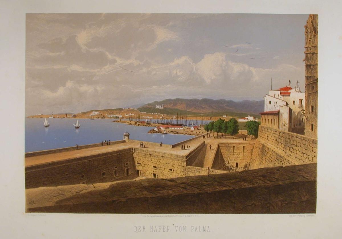 Havnen i Palma