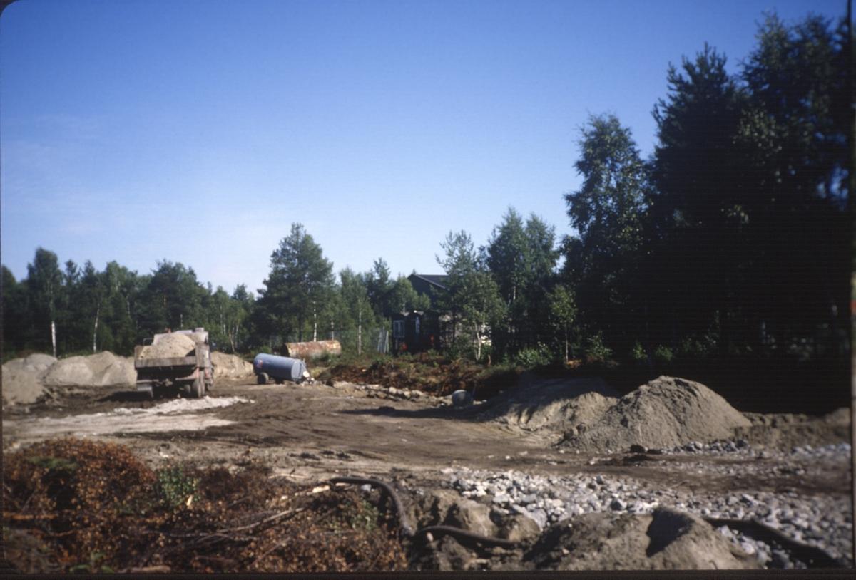 Gravestart i Vestbygata 55