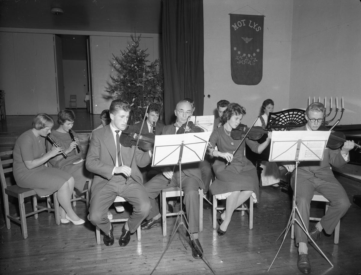 Romerike Folkehøyskole. Orkester.